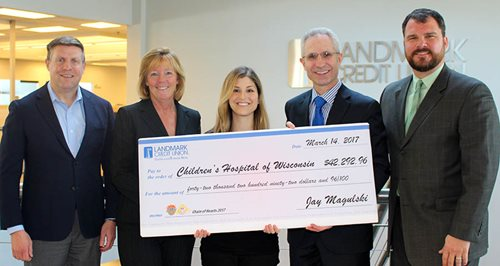 Childrens hospital donation