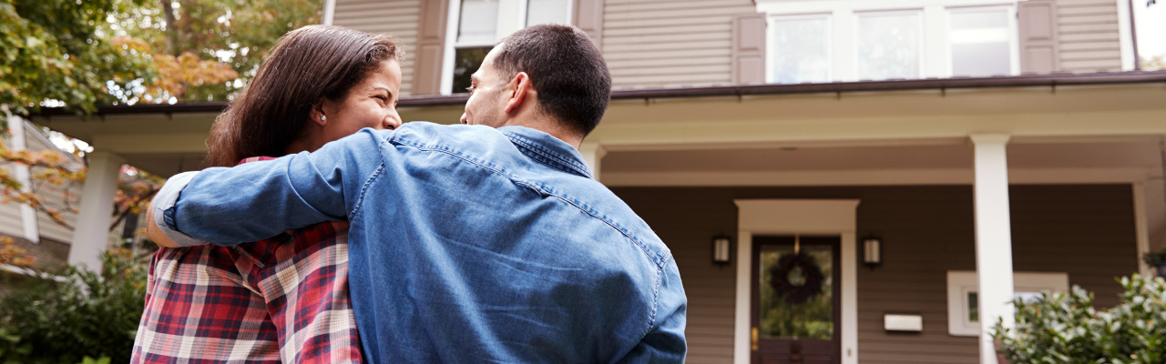 Home Loans Hero Image