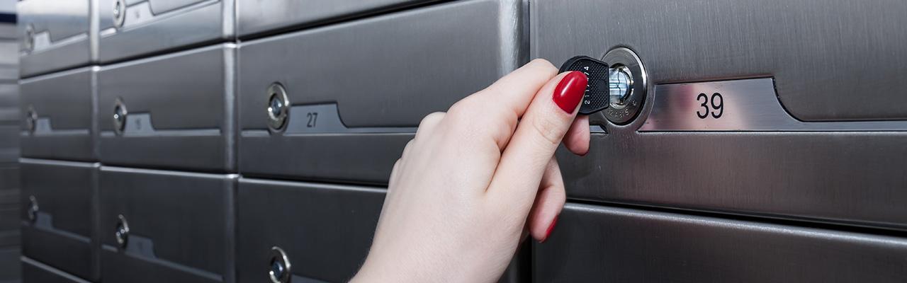 Safe Deposit Boxes Hero Image